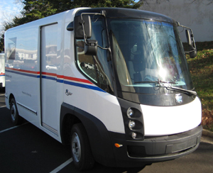 USPS Electric Vehicles