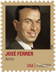 Jose Ferrer Stamp