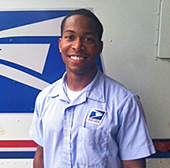 Akron, OH, Letter Carrier Lorne Talley