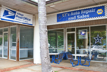 KT's Auto Repair was the first VPO to open on the island of Oahu.