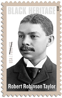 USPS to honor Robert Robinson Taylor on the 38th Black Heritage stamp